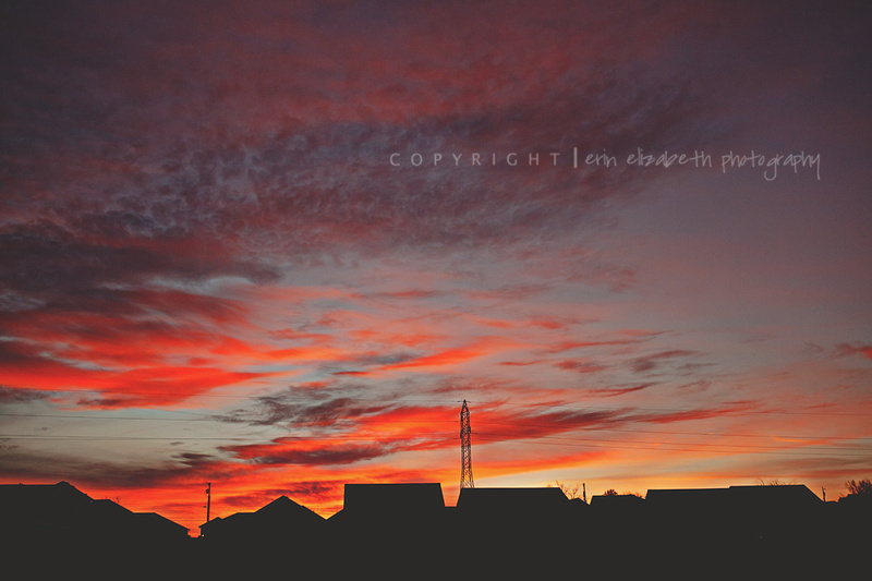 sunrise, sunset, sun, picture of sunset, picture of sunrise, picture of, erin elizabeth photography, lexington, kentucky